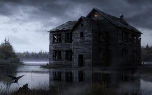 Дом на холме кат